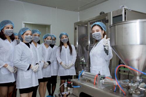 Thông tư về điều kiện về nhân sự trong quá trình sản xuất mỹ phẩm